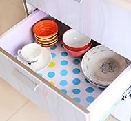 Elegant Pattern Waterproof Multi-function Table Paper(Random Color)