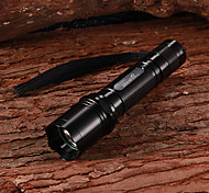 D88 3W 395nm Ultraviolet UV LED Flashlight(1x18650,200LM)