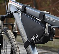 Roswheel Triangle Cycling Bicycle Front Tube Frame Bag Outdoor Mountain Bike Pouch 1.5L