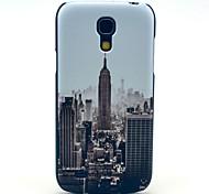 Il modello famoso di New York Edificio Caso duro della copertura posteriore per Samsung Galaxy S4 Mini I9190