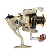Fishing Reel Spinning Reels 8 Ball Bearings Exchangable / Right-handed / Left-handed Sea Fishing / Spinning / Freshwater Fishing