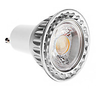 GU10 8 W COB 700 LM Warm White Spot Lights AC 85-265 V