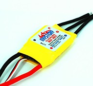 Mystery Cloud 50A brushless ESC Met 2A BEC RC Speed ​​Controller voor RC Helicopter Vliegtuig