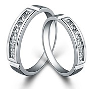 Forever Love Sweet Unisex Fashion  Jewelry  Ring   LoveRings Couple Rings Promis rings for couples