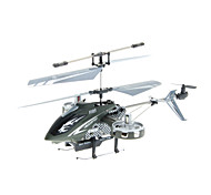 4-Channel Mini Built-in Gyro RC Helicopter with Two Side Motors