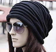 Unisex's Korean Folding Knitted Cap