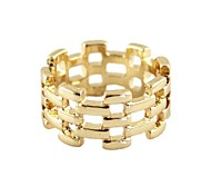 New Coming Products Punk Style Lastest Gold Ring Designs