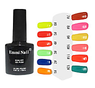 UV Gel Colorful Nail Polish (10ml,1 Bottle)