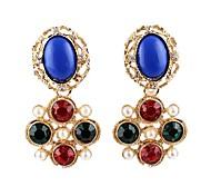New Coming Gorgeous Design Elegant Stylel Rhinestone 2014 Fashion Earring