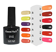 UV Color Gel Hot Sale Nail Polish (10ml, 1 Flasche)