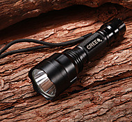 FlashLight M7065 3-Mode 1xCree XR-E Q5 LED (1x18650, 350LM)