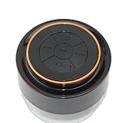 Campo de Touch F012 recargable impermeable de disco USB y Bluetooth Speaker ® ​​Reproductor de MP3