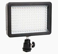 WanSen W160 LED Video Light Lamp 12W 1280LM 5600K/3200K Regulável para Canon Nikon Pentax DSLR Camera Video Light Atacado