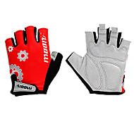 MOON® Sports Gloves Women's / Men's / Unisex Cycling Gloves Summer Bike GlovesAnti-skidding / Breathable / Wearproof / Wearable /