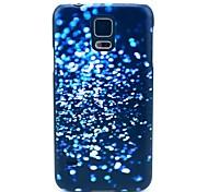 Wachsende Kristallfragment Pattern Hard Case für das Samsung Galaxy i9600 S5