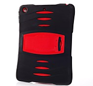 New Three Layer Hard Cover Impact Stand Case Shockproof Drop Resistant for iPad Air