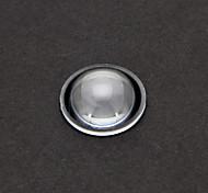 50 milímetros lente de vidro óptico para Lanterna / Spot Light