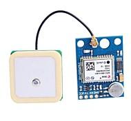 GY-GPS6MV1 GPS Module APM2.5 com antena - Deep Blue (3 ~ 5V)