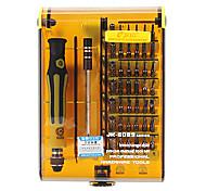 Mantenimiento de precisión herramientas practicas destornilladores conjunto (37 piezas)