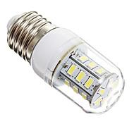 Bombillas LED de Mazorca E14 / E26/E27 5W 24 SMD 5730 450 LM Blanco Cálido / Blanco Fresco AC 100-240 V
