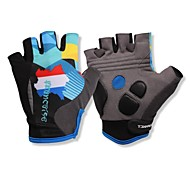 Glove Cycling / Bike Men's Fingerless Gloves Quick Dry / Breathable / Anti-skidding / Wearable / Wearproof Summer Others Others - Spakct