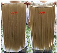 Clip In Hair Extension   Hot Selling  Clips  Colour  Colorful     Bar  Wholesale  Hair Extension  Girl  Top Quanlity