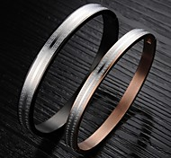 Aestheticism Fashion Love You Madly Love Lover Titanium Steel Couple Bracelet
