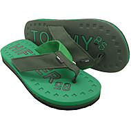 Quiksilver Men's Beach Sports Green Flip Flops TM02