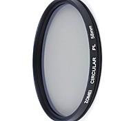 Zomei 58MM CPL filtros