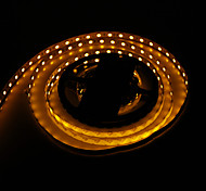 5M 72W 300x5050SMD Yellow Light LED Strip Lamp (DC 12V)