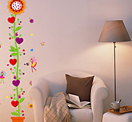 Rattan Pattern Wall Sticker(1PCS)