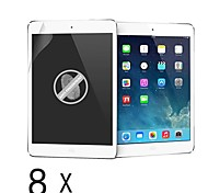 [8-Pack] High Quality Anti-fingerprint Screen Protector for  iPad air