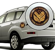 Emblem of Eagle Pattern Decorative Car Sticker