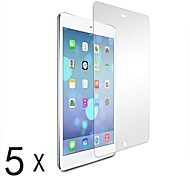 [5-Pack] Premium High Definition Clear Screen Protectors for iPad air