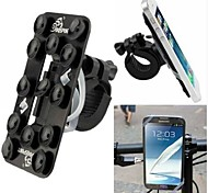 Cycling Aluminum Alloy Mobile Phone Clip Apply to All Mobile Phone