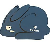 Qianjiatian ® Coniglio Zodiac durevole Mouse Pad