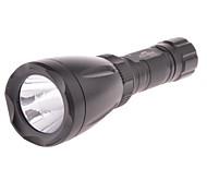 Xin Wei XW-Q3 de haute qualité 2 en mode 1x Cree XP-E R2 LED blanche lampe de poche (300LM, 1x18650, Noir)