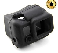 Protective Silicone Case for Gopro Hero 3- Black