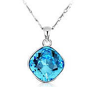 Women's Fashion Necklace The Vivid Crystal Necklace Made with Swarovski Elements