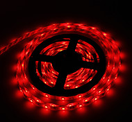 Waterdichte 5M 36W 150x5050SMD Red Light LED Strip Lamp (DC 12V)