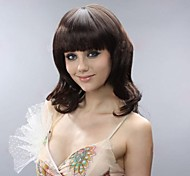 High Quality Synthetic Hair Wigs Side Bang 2 Colors Available
