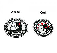 Dangan Ronpa Monokuma No.AB2 Cosplay Kleidung Patch-/ Patch