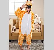Girafe mignonne enfants Kigurumi pyjamas de vêtements de nuit