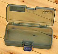 161*91*31MM Army Green Fishing Box Tackle Box