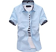 Men's Summer Short Sleeves Shirts
