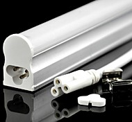 SMD 5050 T5 9W 72-SMD 5050 LED WarmWhite/ White Light Tube  (AC85~265V)