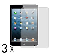 Premium Clear Screen Protector for iPad mini 3 iPad mini 2 iPad mini (3 pcs)