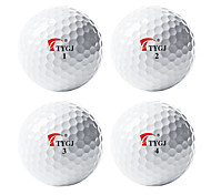 1 Pc pelotas de golf de dos piezas-Ball Distancia Balls