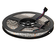 ZDM ™ waterdicht 5m 72W 300x5050smd rgb licht led strip lamp (DC 12V)