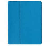 Cowboy Fabric Smart Case Cover  with Hard Back Full Body  Case for iPad 2/3/4(Assorted Colors)